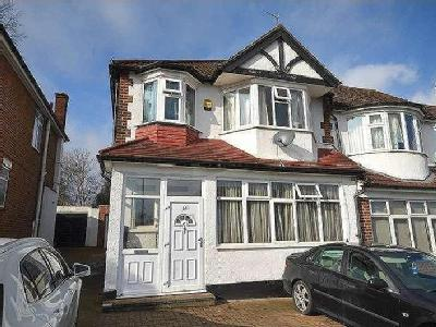 House for sale, Arnos Road - Patio