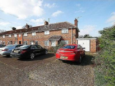 House for sale, Uplands Way - Garden