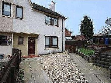 House for sale, Ochil Drive - Patio