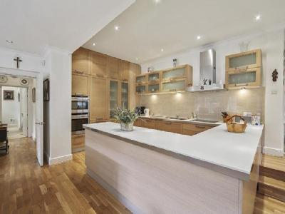 Flat for sale, Woodfield Road - Patio