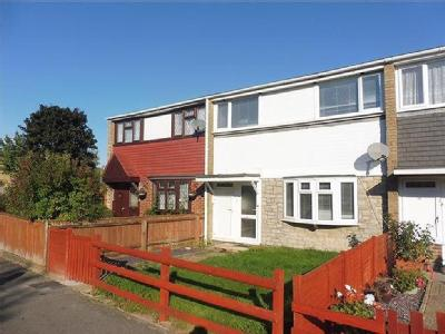House to let, Samples Way - Garden