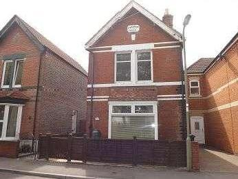 House for sale, Carlyle Road - Garden