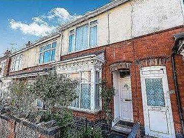 House for sale, Albert Road - Garden
