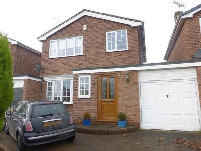 House to let, Willow Close - Detached