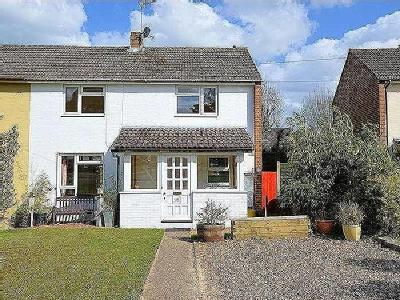 House to rent, Abbots Road - Garden