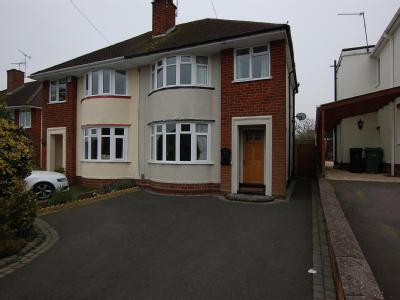 House to let, Gilbanks Road - Garden