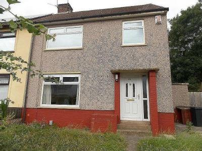 House to rent, Vachell Road - Garden