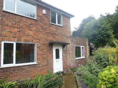 House to let, Wood Lea - Cul-de-Sac