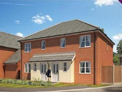 House to let, Boundary Way - Garden