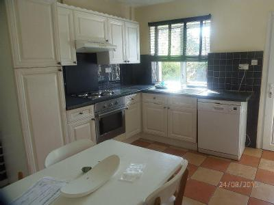 House to let, Alfred Road - Garden