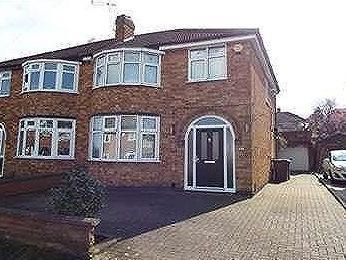 Johnson Road, Birstall, Leicester, Les