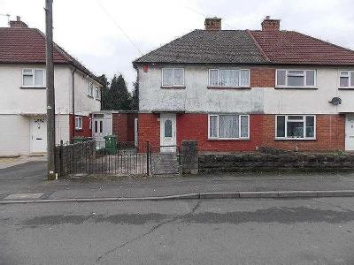 House to rent, Llandow Road - Garden