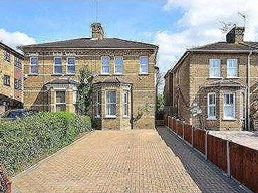 House for sale, Sidcup Hill - Patio