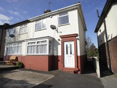 House for sale, Alnwick Road - Garden