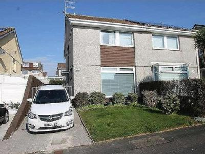 Therlow Road - Parking, House, Garden