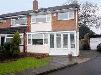 House for sale, Navenby Close - Patio
