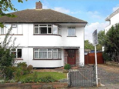 House for sale, Meadow Hill - Garden
