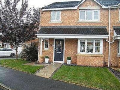 House for sale, Thrush Way - Patio
