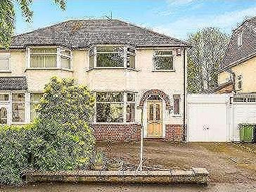 House for sale, Stanway Road - Garden