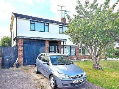 House for sale, Chelmer Drive