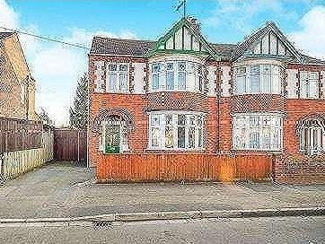 House for sale, Cecil Road - Garden