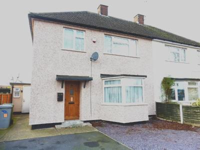 House for sale, Wolsey Road - Garden
