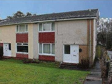 House for sale, Quarry Knowe - Garden