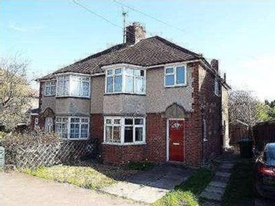 House for sale, Perne Road - Garden