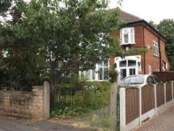 House for sale, Peveril Road - Garden