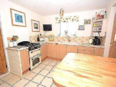 House for sale, Moormead - Fireplace