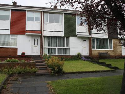 House to rent, Byron Court - Garden