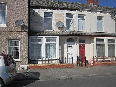 House to rent, Court Road - Garden