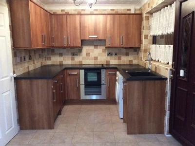 House to let, Grizedale - Garden