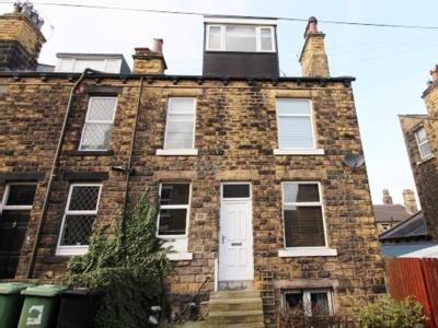 House to let, Cowley Road - Terrace
