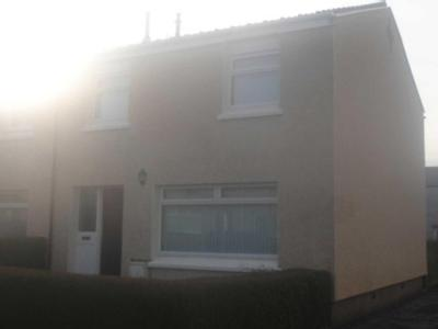House to let, Morar Place - Patio