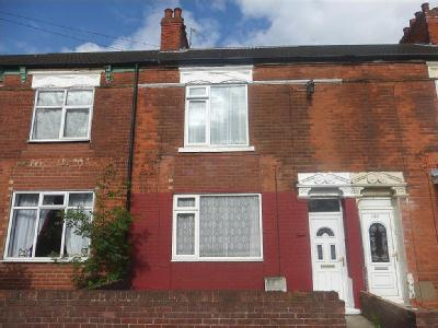 Frodingham Road - Terraced, House