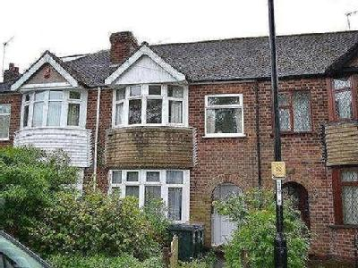 House for sale, Abbey Road - Garden