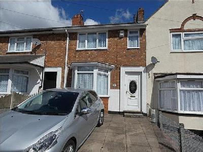 House for sale, Repton Road - Patio