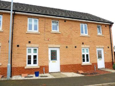 House for sale, Philips Wynd - Garden