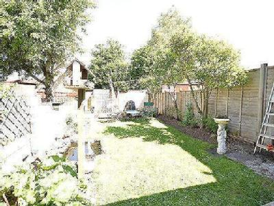 House for sale, Birch Road - Patio