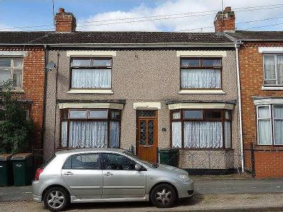 House for sale, Humber Road - Garden