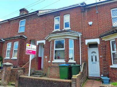 House for sale, Mortimer Road - Patio