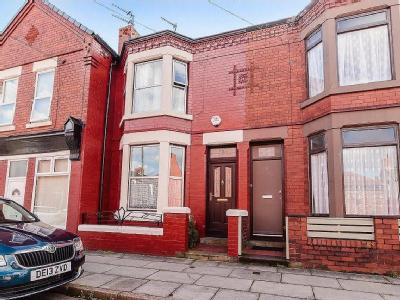 Eccleston Road Liverpool Merseyside L