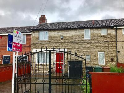 House for sale, Thorpe Road - Garden