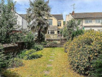 House for sale, Andrew Road - Garden