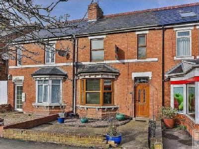 House for sale, Pershore Road - Patio