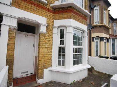 St Georges Road - Double Bedroom