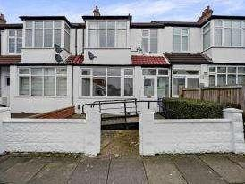 House for sale, Beckway Road - Garden
