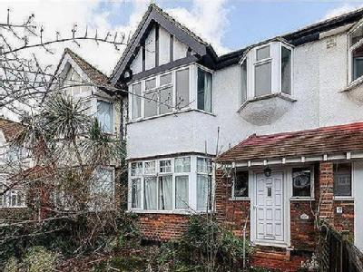 House for sale, Kenley Road - Garden
