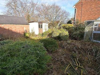 House for sale, Pensby Road - Garden